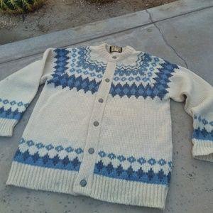 ❄️Vintage wool sweater